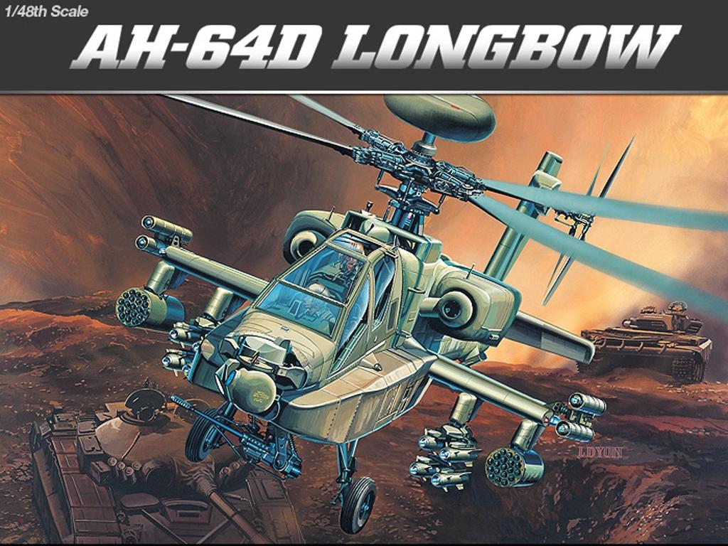 AH-64D Long Bow  (Vista 1)