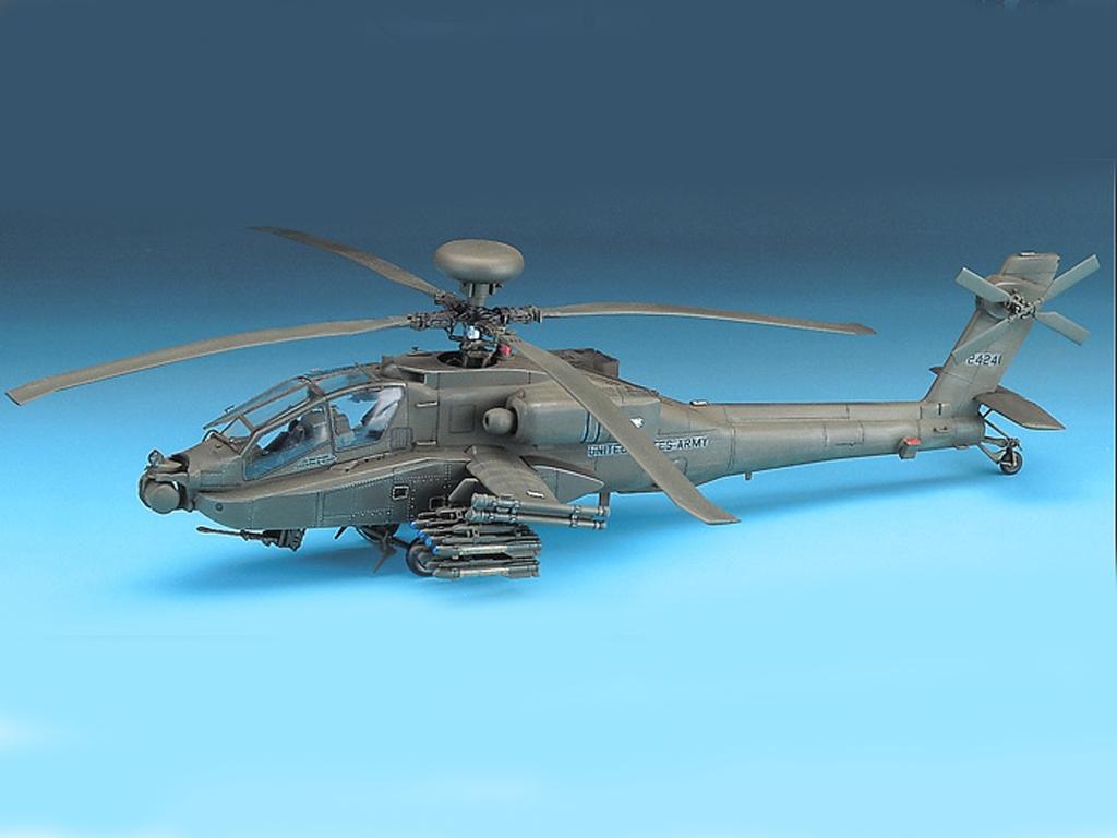 AH-64D Long Bow  (Vista 2)