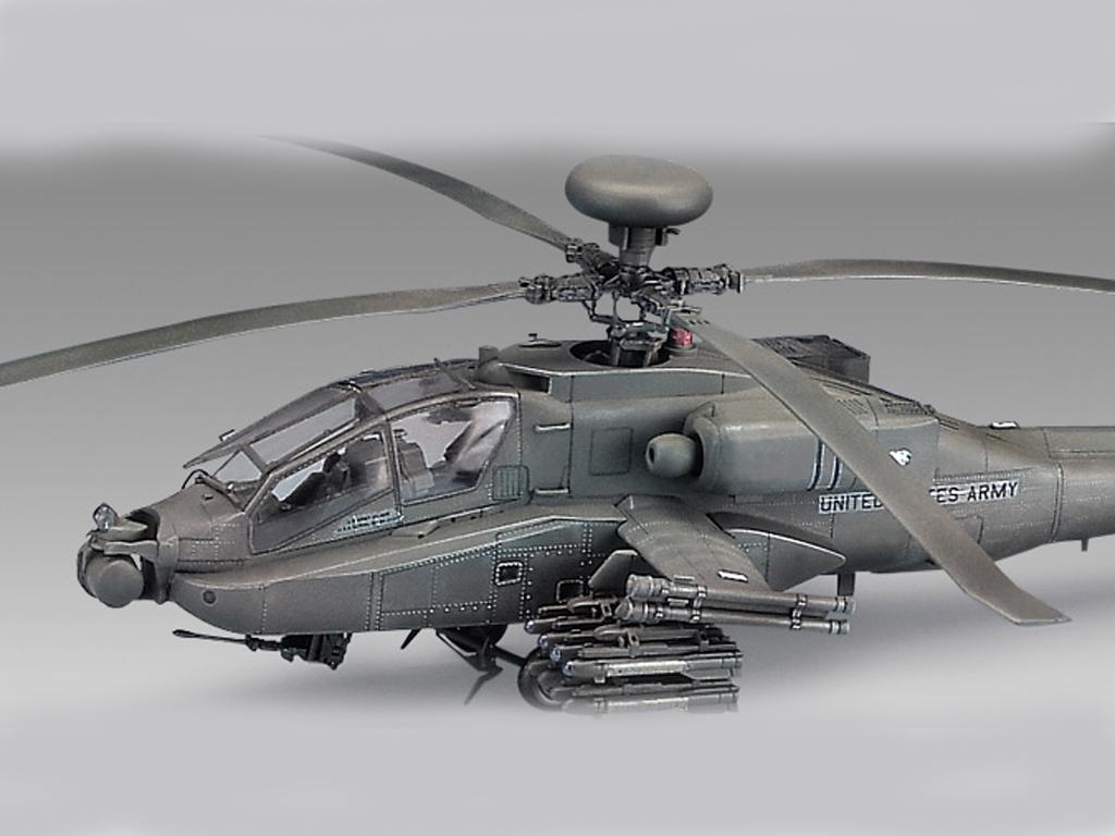 AH-64D Long Bow  (Vista 3)