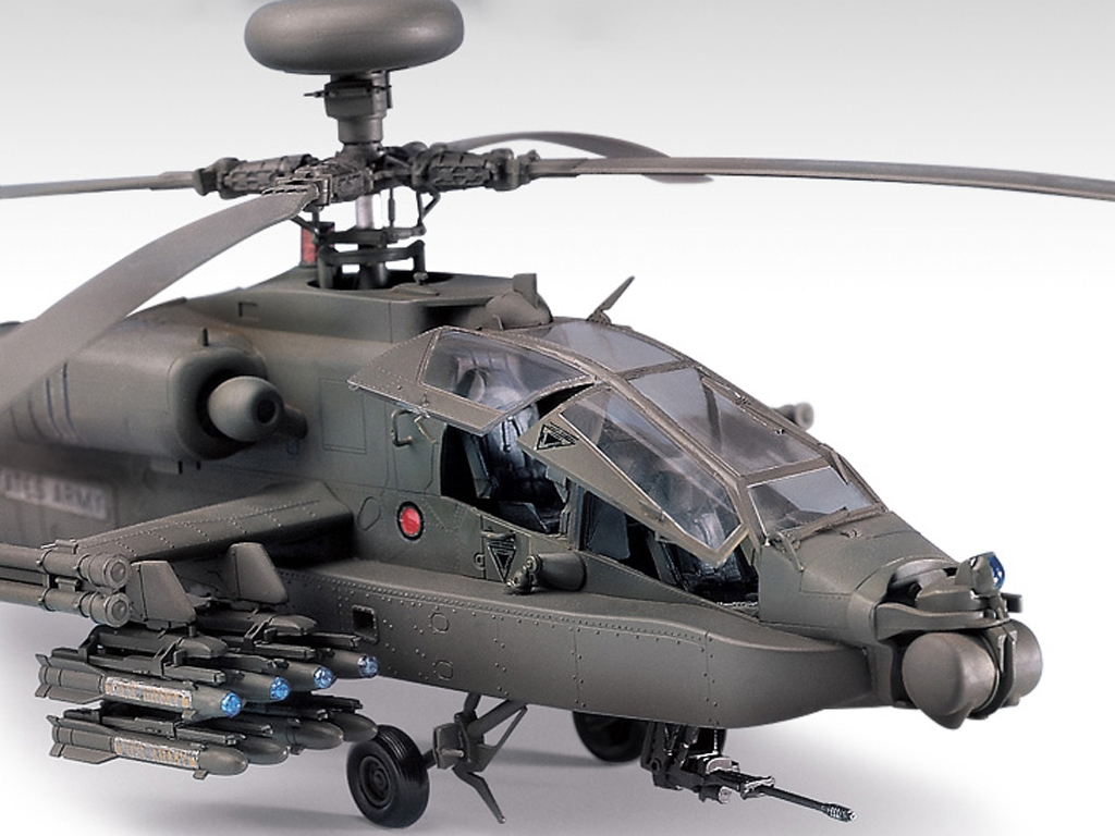 AH-64D Long Bow  (Vista 4)