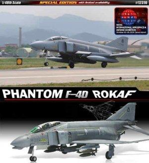 Rokaf F-4D  (Vista 2)