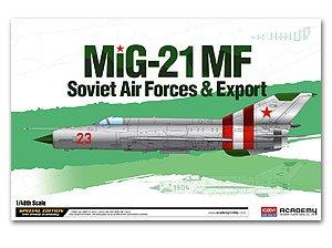 MiG-21 MF Soviet Airforce  (Vista 1)
