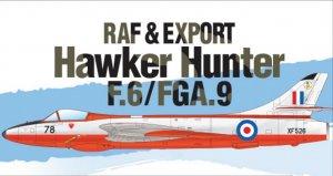 Hawker Hunter  F.6/FGA.9  (Vista 1)