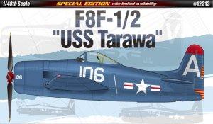 F8F-1/2 Bearcat USS Tarawa  (Vista 1)