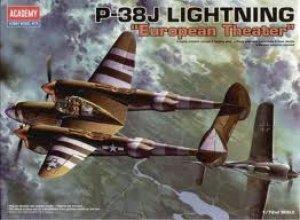 P-38J Lightning European Theatre  (Vista 1)