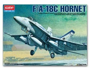 F/A-18C Hornet  (Vista 1)