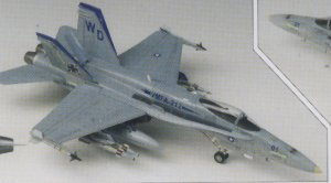 F/A-18C Hornet  (Vista 2)