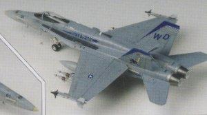 F/A-18C Hornet  (Vista 3)
