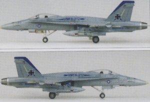 F/A-18C Hornet  (Vista 4)