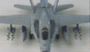 F/A-18C Hornet  (Vista 5)