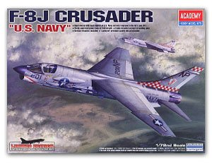 F-8J Crusader U.S. Navy Limited Version