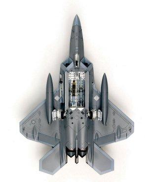 F-22A   (Vista 6)