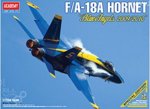 F/A-18a Hornet Blue Angel