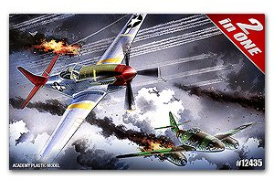 P-51D & Me262A-1a Tuskegee Airmen & Luft  (Vista 1)