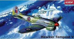 Hawker Tempest V  (Vista 1)