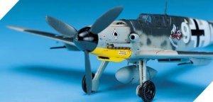 Bf109 Messerschmitt  (Vista 2)