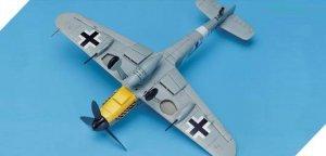 Bf109 Messerschmitt  (Vista 3)