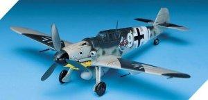 Bf109 Messerschmitt  (Vista 4)