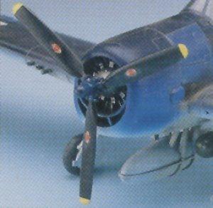 F6F-3/5 Hellcat  (Vista 4)