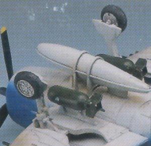 F6F-3/5 Hellcat  (Vista 5)