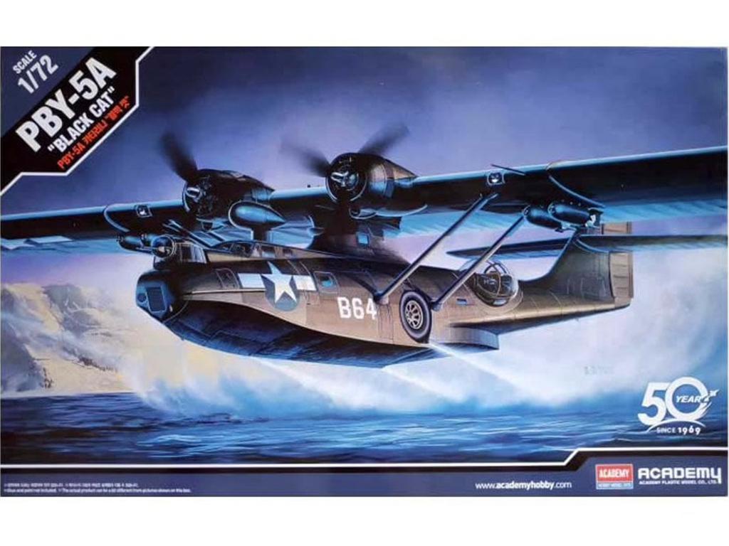 PBY5A Blackcat Catalina  (Vista 1)