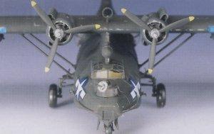 PBY5A Blackcat Catalina  (Vista 3)