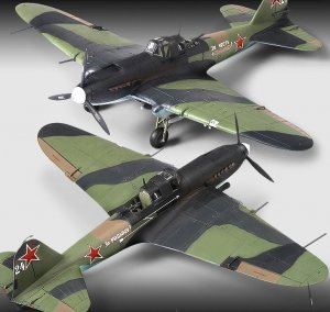 IL-2M Shturmovik  (Vista 3)
