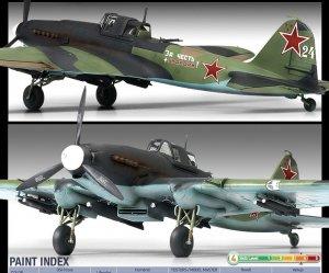IL-2M Shturmovik  (Vista 5)