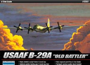 USAAF B-29A Old Battler  (Vista 1)