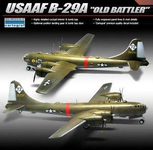 USAAF B-29A Old Battler  (Vista 2)