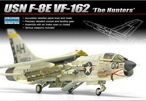 F-8E VF-162 The Hunters  (Vista 2)