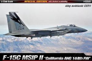 F-15 MSIP II California ANG 144th FW  (Vista 1)