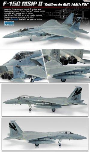 F-15 MSIP II California ANG 144th FW  (Vista 2)