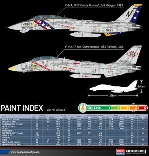 F-14A VF-2 Bounty Hunters  (Vista 4)