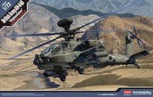 AH-64D Royal Army Afganistan  (Vista 1)
