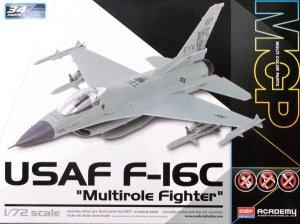 USAF F-16C  (Vista 1)