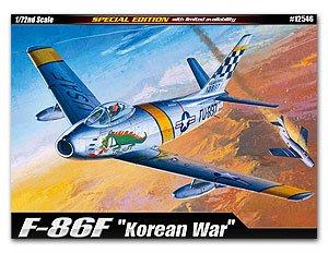 F-86F Korean War  (Vista 1)