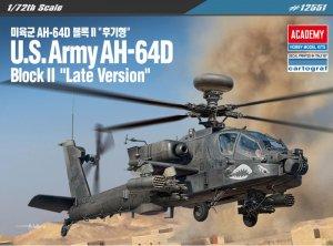 U.S.Army AH-64D Block II  (Vista 1)