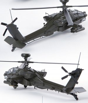 U.S.Army AH-64D Block II  (Vista 3)