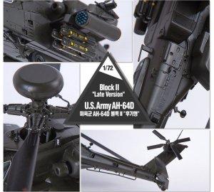 U.S.Army AH-64D Block II  (Vista 5)