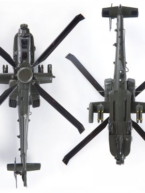 U.S.Army AH-64D Block II  (Vista 6)
