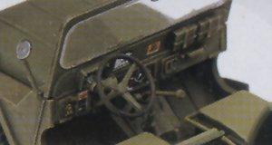 M151A2 Hard Top with Trailer  (Vista 4)