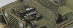 M151A2 Hard Top with Trailer  (Vista 5)