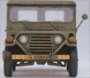 M151A2 Hard Top with Trailer  (Vista 6)