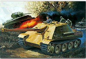 JagdPanther early and late version