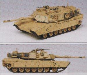 M1A1 Abrams  (Vista 2)