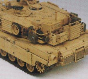 M1A1 Abrams  (Vista 4)