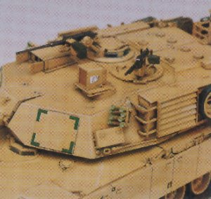 M1A1 Abrams  (Vista 5)