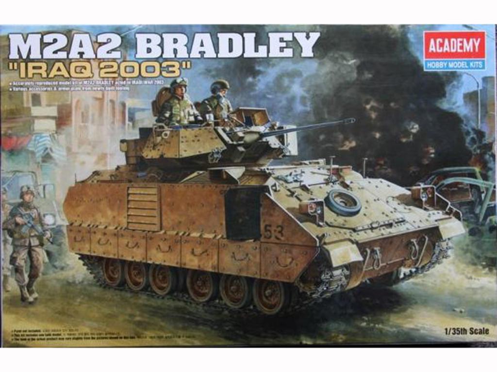 M2A2 Bradley OIF - Ref.: ACAD-13205