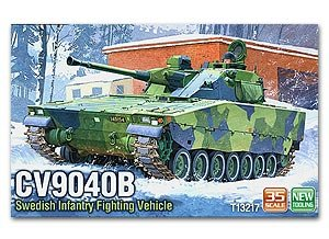 CV9040B Swedish Infantry Fighting Vehich - Ref.: ACAD-13217